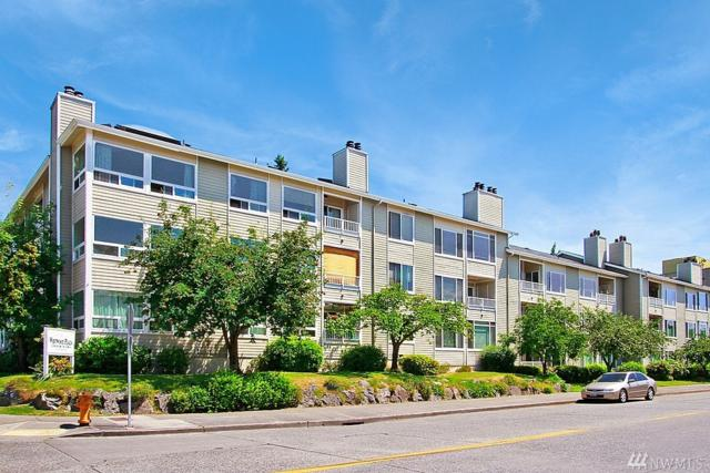 2421 SW Trenton St #110, Seattle, WA 98106 (#1313442) :: The DiBello Real Estate Group