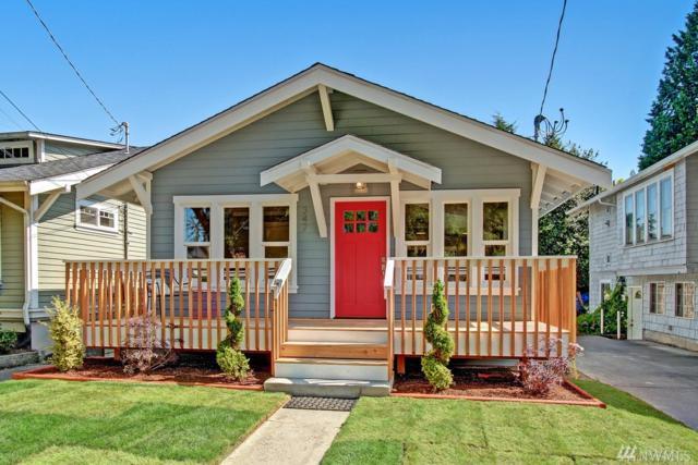 347 NE 55th St, Seattle, WA 98105 (#1313498) :: Homes on the Sound