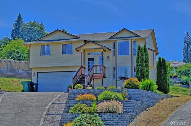 5027 70th Dr NE, Marysville, WA 98270 (#1313559) :: Ben Kinney Real Estate Team