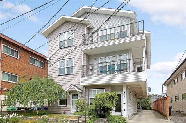 406 N 45th St #201, Seattle, WA 98103 (#1313624) :: Beach & Blvd Real Estate Group