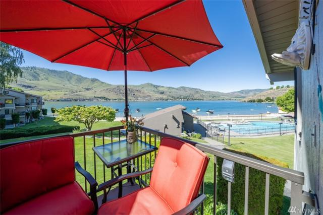 104 Spader Bay Rd Rd 7-B, Chelan, WA 98816 (#1313741) :: Homes on the Sound