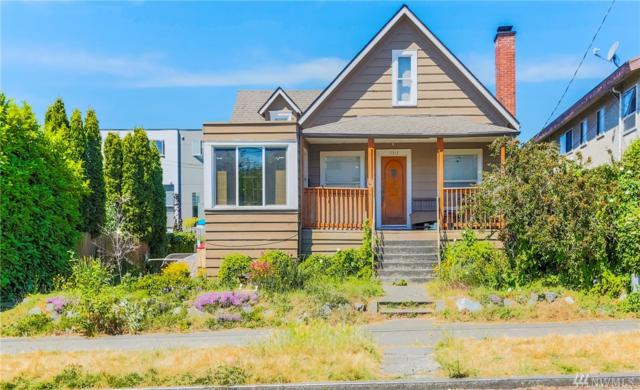 6313 22nd Ave NW, Seattle, WA 98107 (#1313833) :: Real Estate Solutions Group