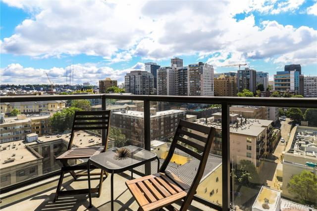 1420 Terry Ave #1905, Seattle, WA 98101 (#1313891) :: Real Estate Solutions Group