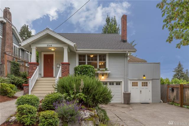 2314 E Lynn St, Seattle, WA 98122 (#1313908) :: Brandon Nelson Partners
