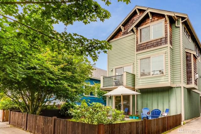 1532-NW 63rd St, Seattle, WA 98107 (#1313942) :: Beach & Blvd Real Estate Group
