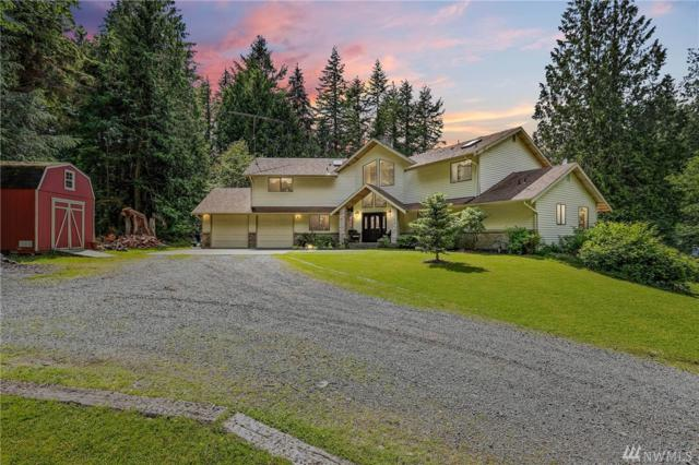 1820 SE 145th Ave, Snohomish, WA 98290 (#1313985) :: Real Estate Solutions Group