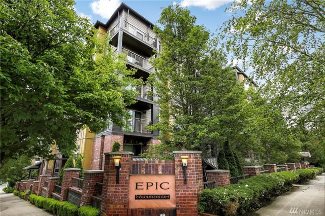 412 11th Ave #211, Seattle, WA 98122 (#1314191) :: Real Estate Solutions Group