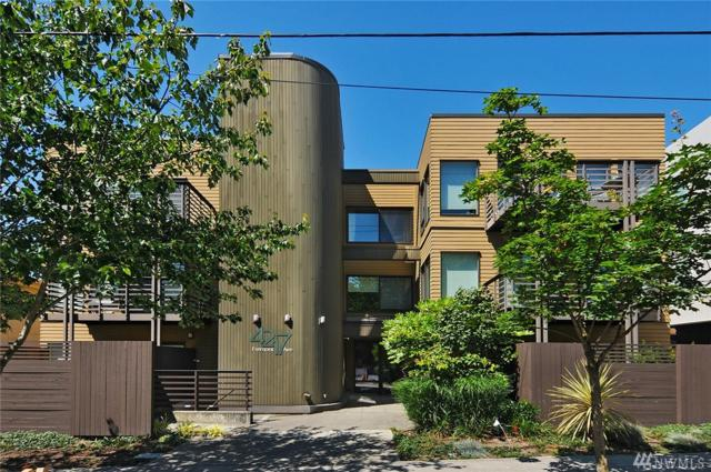 4217 Fremont Ave N #5, Seattle, WA 98103 (#1314350) :: Beach & Blvd Real Estate Group