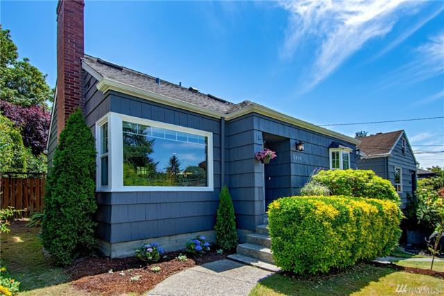 5810 40th Ave NE, Seattle, WA 98105 (#1314482) :: Real Estate Solutions Group