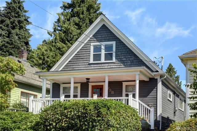 738 N 71st St, Seattle, WA 98103 (#1314567) :: Homes on the Sound