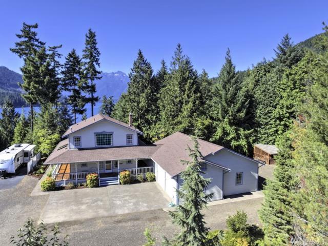 540 N Standstill Dr S, Hoodsport, WA 98548 (#1314609) :: Icon Real Estate Group