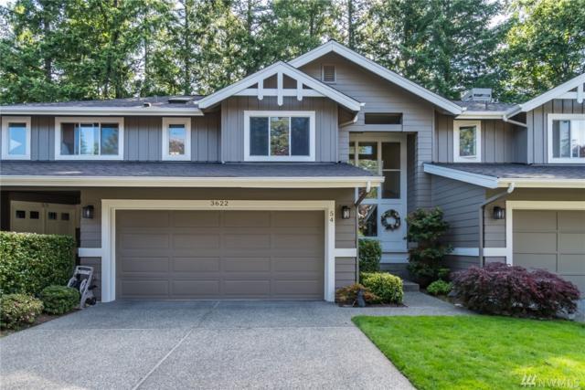 3622 255th Lane SE #54, Sammamish, WA 98029 (#1314682) :: Real Estate Solutions Group