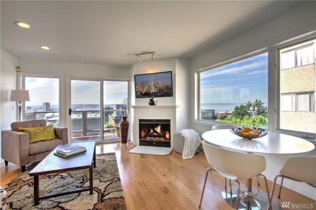 12 Ward St A304, Seattle, WA 98109 (#1314760) :: Beach & Blvd Real Estate Group