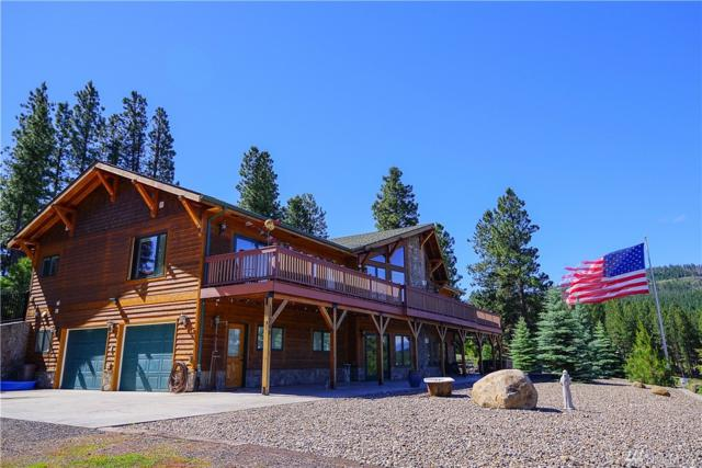 13240 Hwy 970, Cle Elum, WA 98922 (#1314807) :: Homes on the Sound
