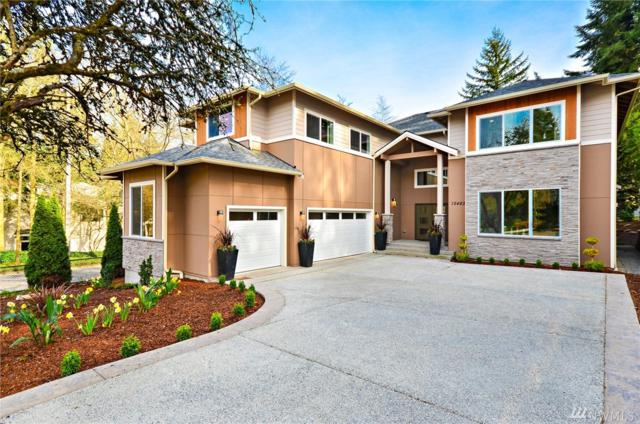 10463 SE 14th St, Bellevue, WA 98004 (#1314826) :: Real Estate Solutions Group