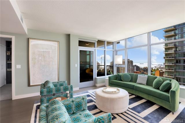 588 Bell St 2308S, Seattle, WA 98121 (#1314921) :: Beach & Blvd Real Estate Group