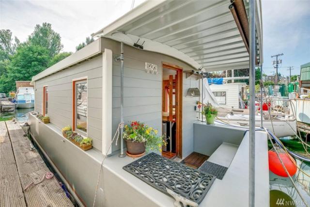 2143 N Northlake Wy #5, Seattle, WA 98103 (#1315146) :: Homes on the Sound
