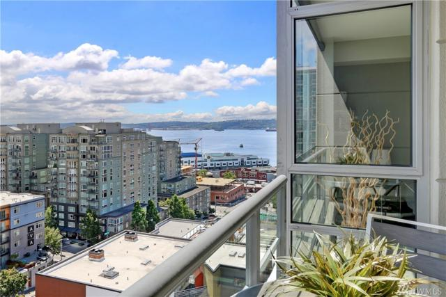 2929 1st Ave #1120, Seattle, WA 98121 (#1315158) :: Icon Real Estate Group