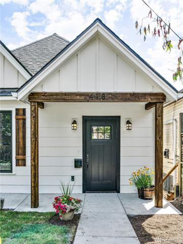 418 20th Ave, Seattle, WA 98122 (#1315210) :: Real Estate Solutions Group