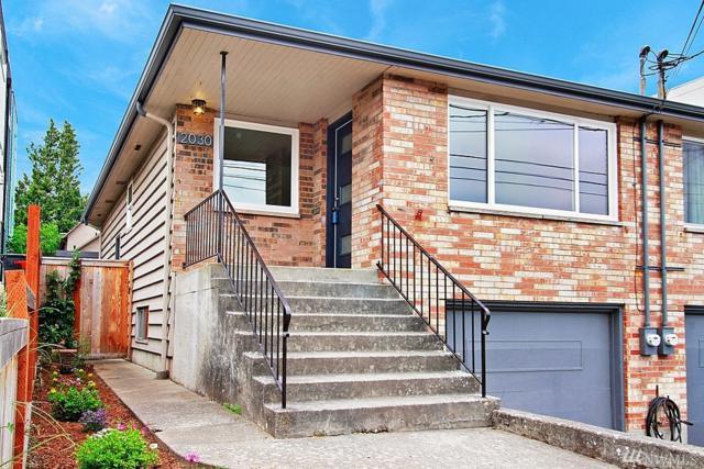 2030 NW 61st St, Seattle, WA 98107 (#1315211) :: Beach & Blvd Real Estate Group