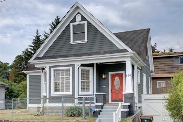 906 S Lawrence St, Tacoma, WA 98405 (#1315397) :: Real Estate Solutions Group