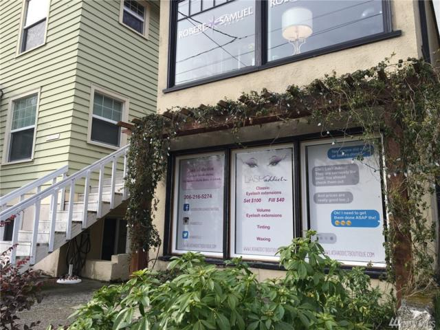 6 W Howe St #1, Seattle, WA 98119 (#1315412) :: Beach & Blvd Real Estate Group