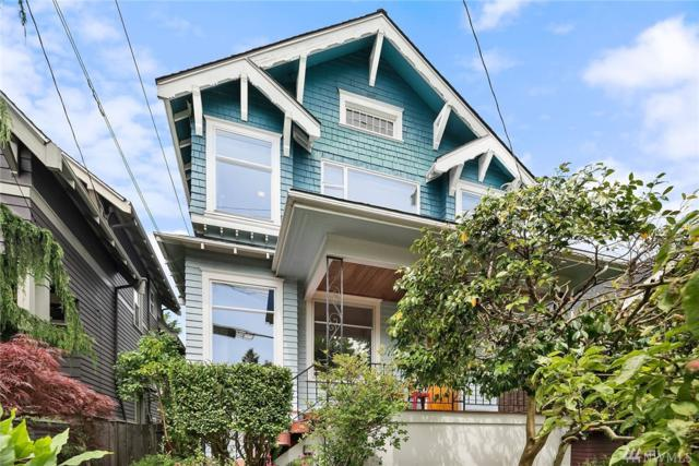 510 W Smith, Seattle, WA 98119 (#1315415) :: Beach & Blvd Real Estate Group