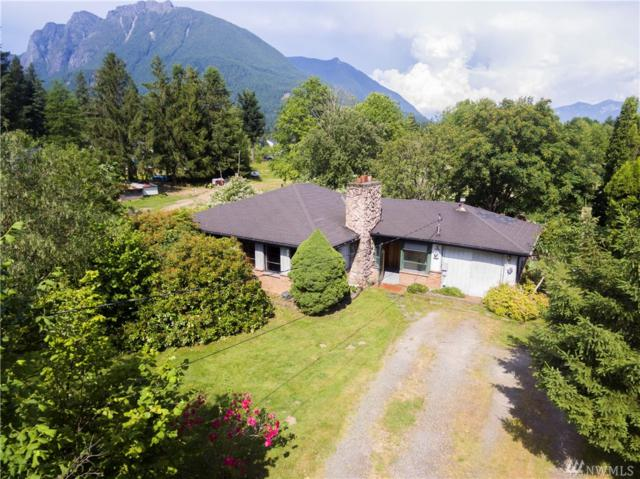 13314 424th Ave SE, North Bend, WA 98045 (#1315557) :: Homes on the Sound