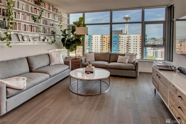 583 Battery St 1404N, Seattle, WA 98121 (#1315644) :: Beach & Blvd Real Estate Group