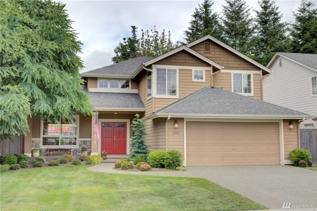 600 SE 7th St, North Bend, WA 98045 (#1315745) :: Real Estate Solutions Group