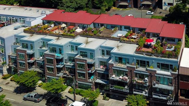 2920 Eastlake Ave E #406, Seattle, WA 98102 (#1315838) :: Kwasi Bowie and Associates