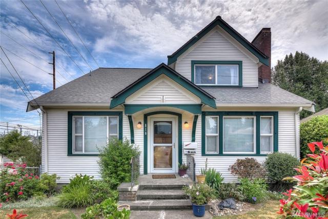 816 Warren Ave, Bremerton, WA 98337 (#1315843) :: Tribeca NW Real Estate