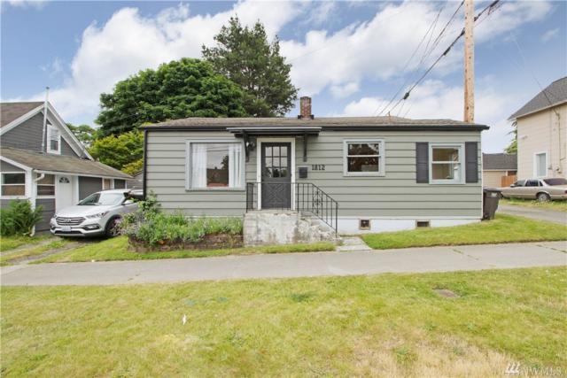 1812 23rd St, Everett, WA 98201 (#1316051) :: KW North Seattle