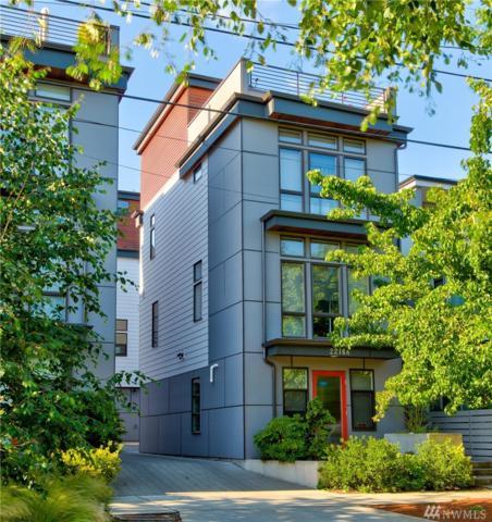 2216 NW 63rd St B, Seattle, WA 98107 (#1316114) :: Beach & Blvd Real Estate Group