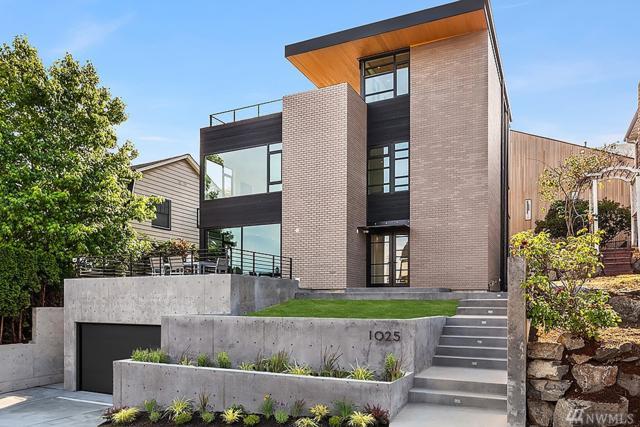 1025 5th Ave W, Seattle, WA 98119 (#1316142) :: Ben Kinney Real Estate Team
