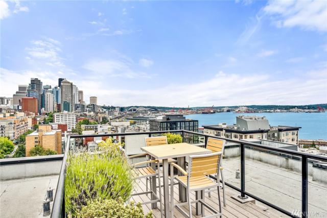 2721 1st Ave #505, Seattle, WA 98121 (#1316314) :: Ben Kinney Real Estate Team