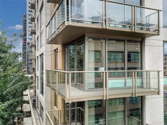 910 Lenora St S603, Seattle, WA 98121 (#1316452) :: Ben Kinney Real Estate Team