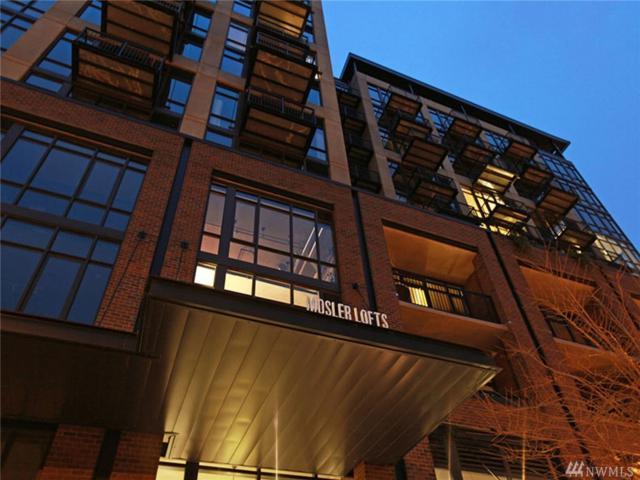 2720 3rd Ave #408, Seattle, WA 98121 (#1316663) :: Ben Kinney Real Estate Team
