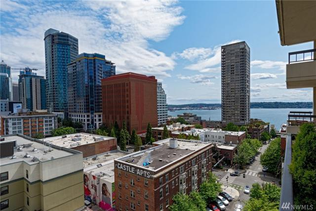 2201 3rd Ave #1307, Seattle, WA 98121 (#1316937) :: Kwasi Bowie and Associates