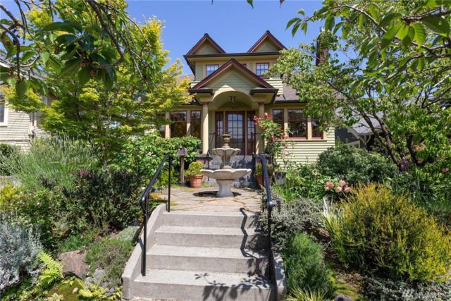 3932 Burke Ave N, Seattle, WA 98103 (#1316949) :: Kwasi Bowie and Associates