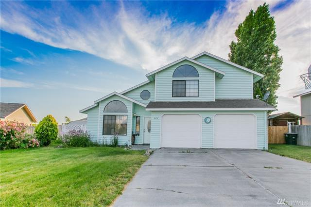 422 N White Dr, Moses Lake, WA 98837 (#1316958) :: Homes on the Sound