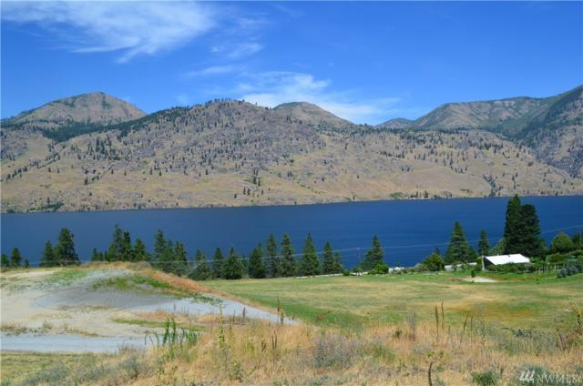 0-LOT 15 S Lakeshore Rd, Chelan, WA 98816 (#1317151) :: Ben Kinney Real Estate Team