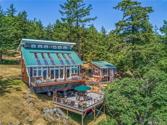 446 Harbor Vista Dr, Stuart Island, WA 98250 (#1317198) :: Homes on the Sound