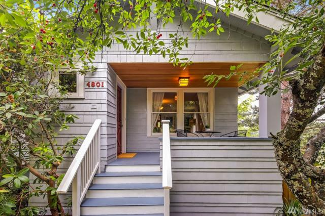 4801 45th Ave SW, Seattle, WA 98116 (#1317222) :: Icon Real Estate Group