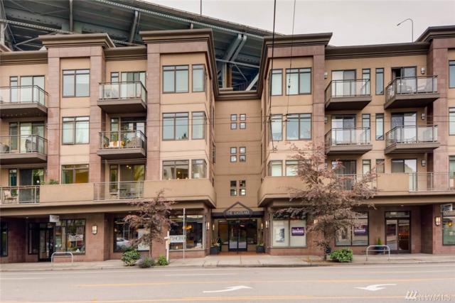 3217 Eastlake Ave E #206, Seattle, WA 98102 (#1317435) :: Keller Williams Realty Greater Seattle