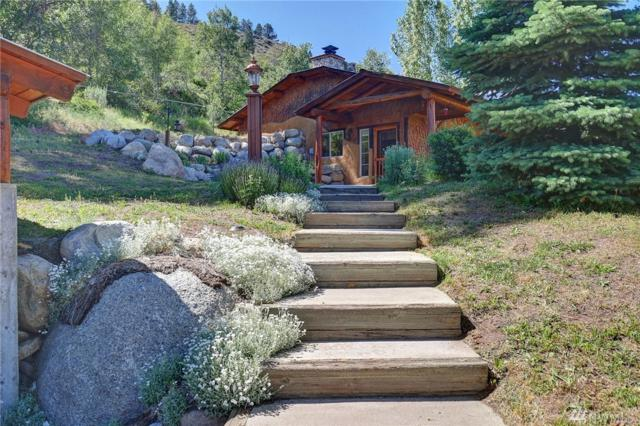 473 W Chewuch Road, Winthrop, WA 98862 (#1317622) :: Homes on the Sound