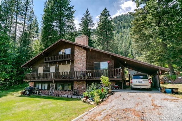 7990 Icicle Rd, Leavenworth, WA 98826 (#1318252) :: NW Home Experts