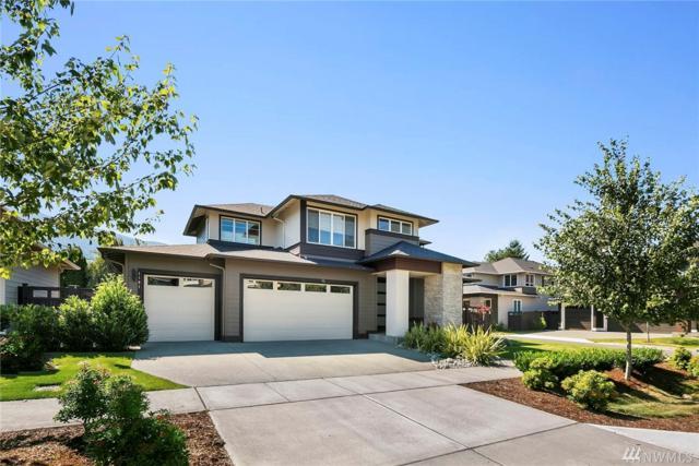 1101 Gaines Ave SE, North Bend, WA 98045 (#1318366) :: Entegra Real Estate