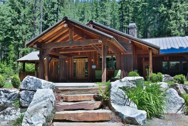 21013 Lower Chiwawa River Rd, Leavenworth, WA 98826 (#1318866) :: Beach & Blvd Real Estate Group