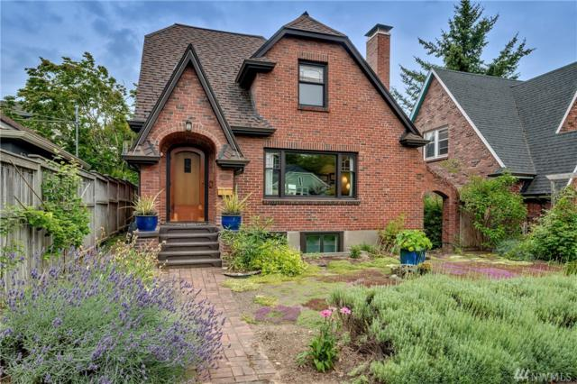 5550 34th Ave NE, Seattle, WA 98105 (#1319017) :: Keller Williams Realty Greater Seattle